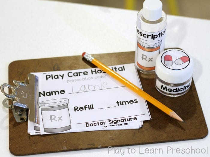 Play Prescriptions