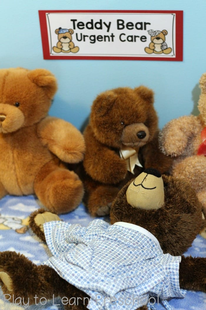 Teddy Bear Urgent Care