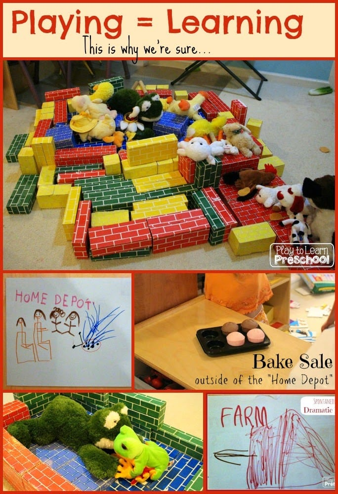 Down on the Farm – Dramatic Play