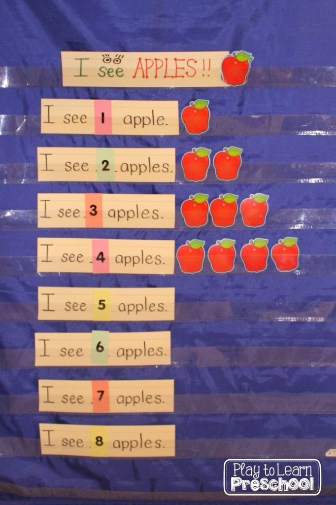 Apple Circle Time Play To Learn