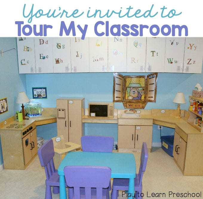 A Tour of the Classroom