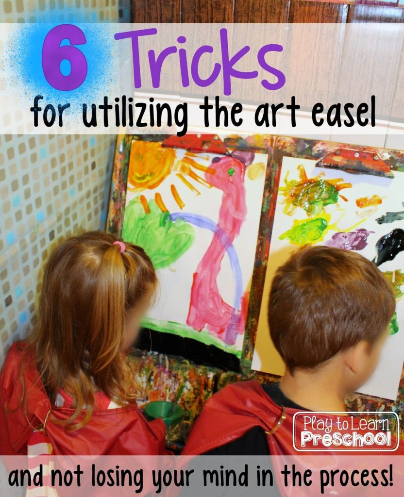 Managing the Art Easel