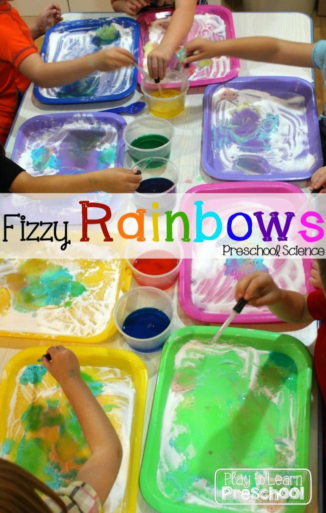 Fizzy Rainbows