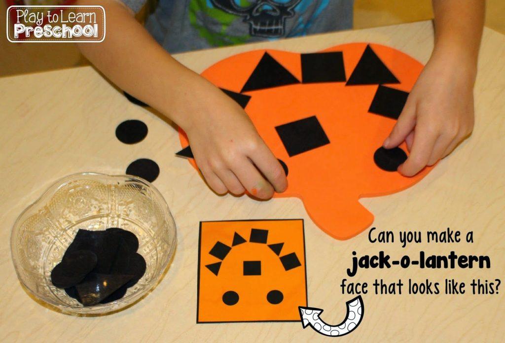 Easy Jack-o-Lanterns