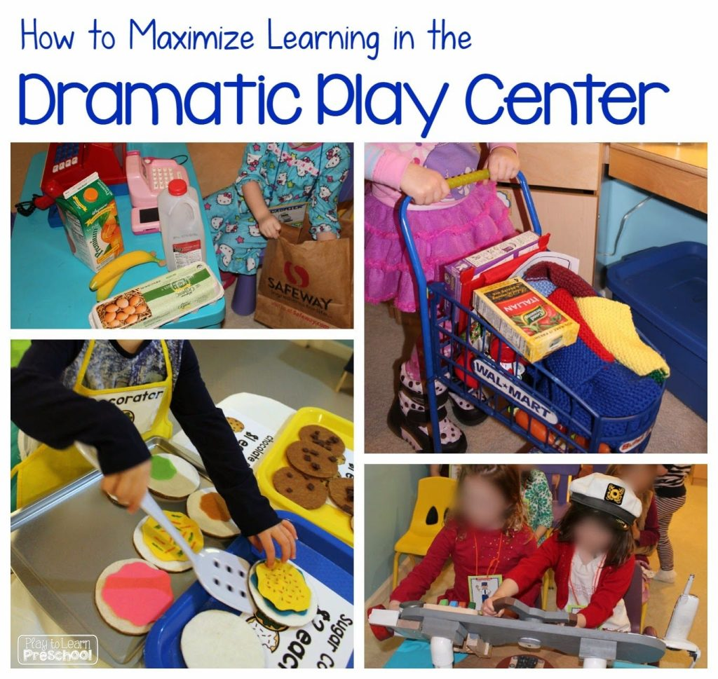 Learning through Dramatic Play