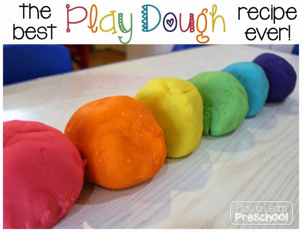 Best Play Dough Recipe
