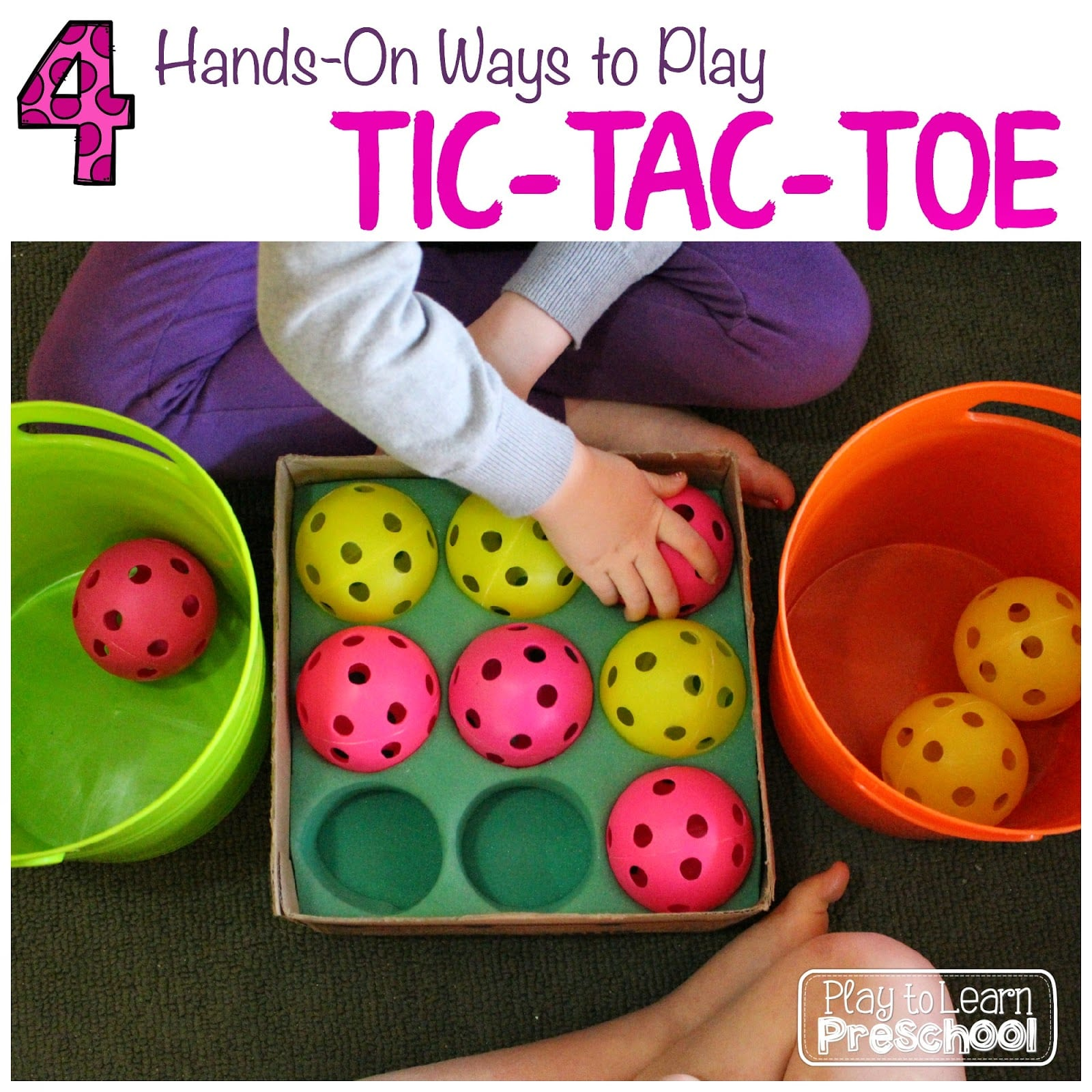 Tic Tac Toe Play To Learn