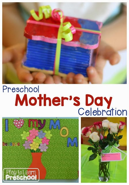 Preschool Mother's Day Celebration