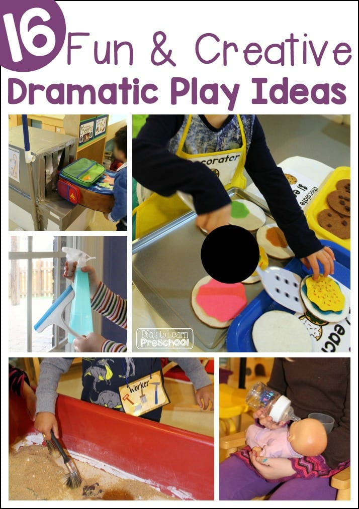 16 Fun Amp Creative Dramatic Play Ideas For Preschoolers