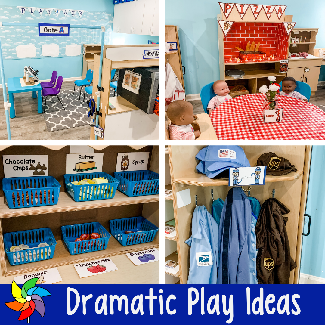 Ultimate List Of Dramatic Play Ideas For Preschoolers
