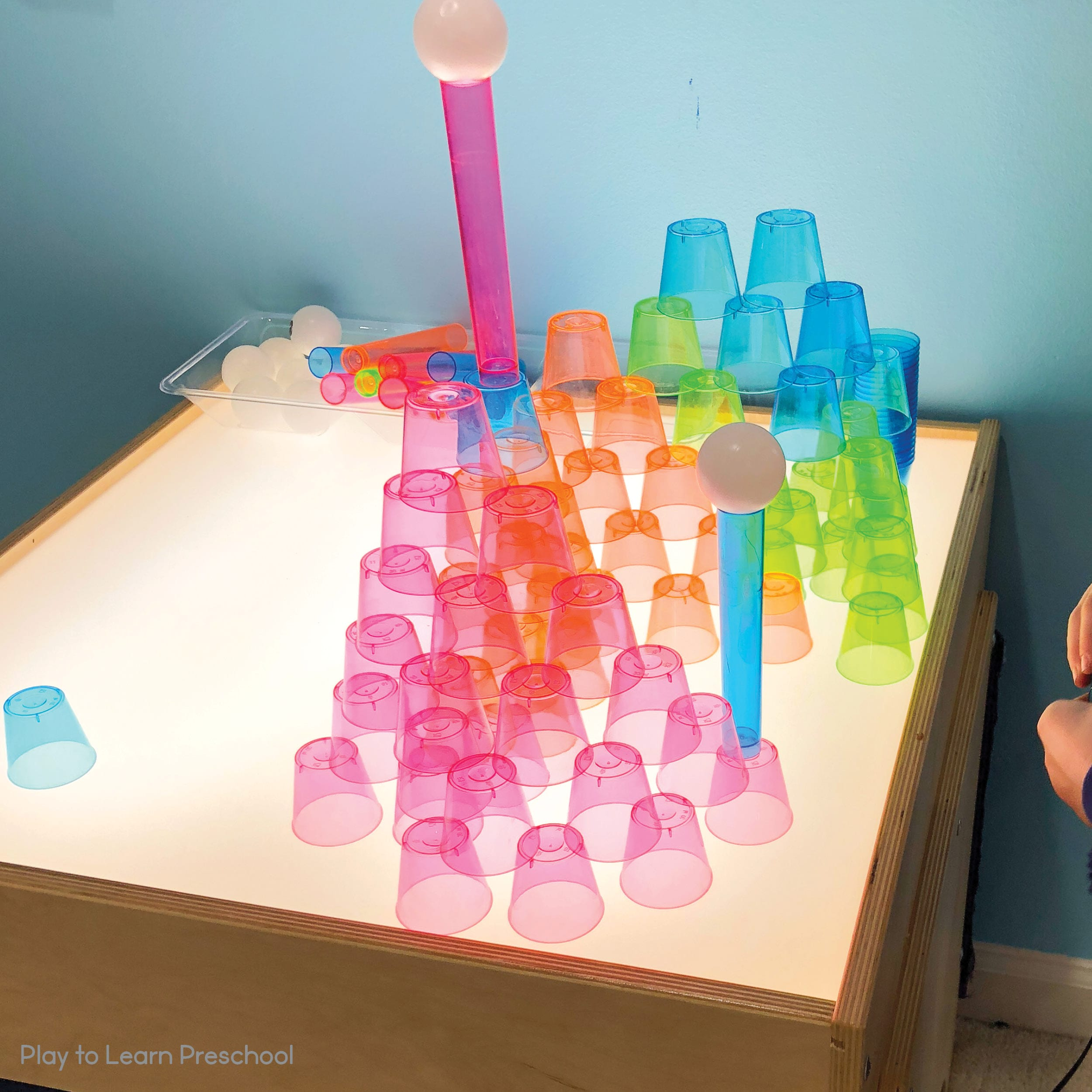 Excellent Light Table Activities And Ideas For The Preschool Classroom Home Interior And Landscaping Mentranervesignezvosmurscom