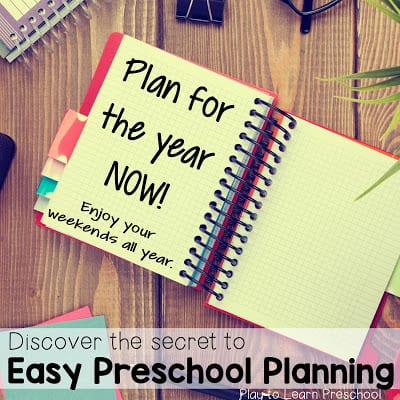 How to choose great preschool thematic units all year long.