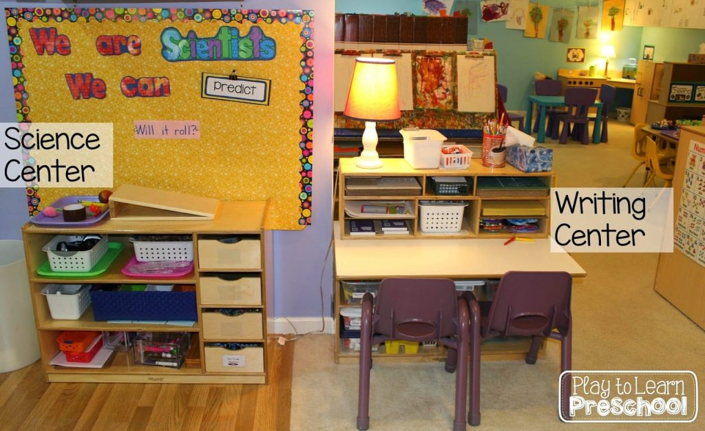 Play To Learn Preschool Classroom Tour And Design Ideas