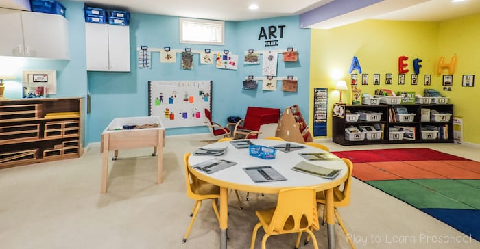 Centers Or Stations Classroom Design Definition ~ Preschool classroom environment at play to learn