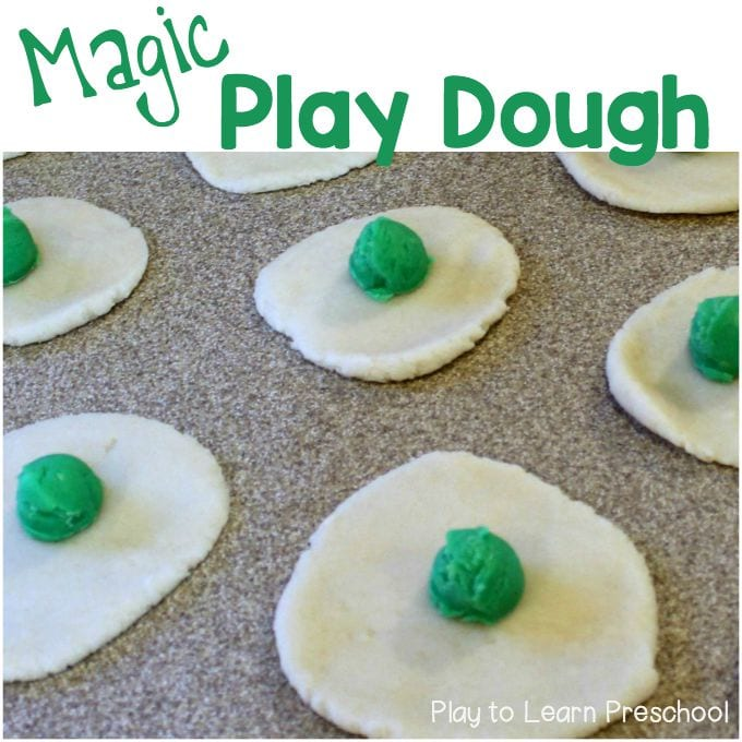 Magic Play Dough