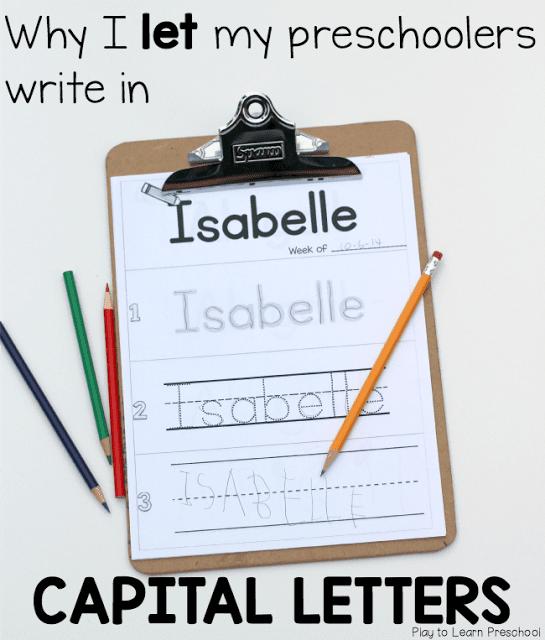 Capitals or Lower Case debate