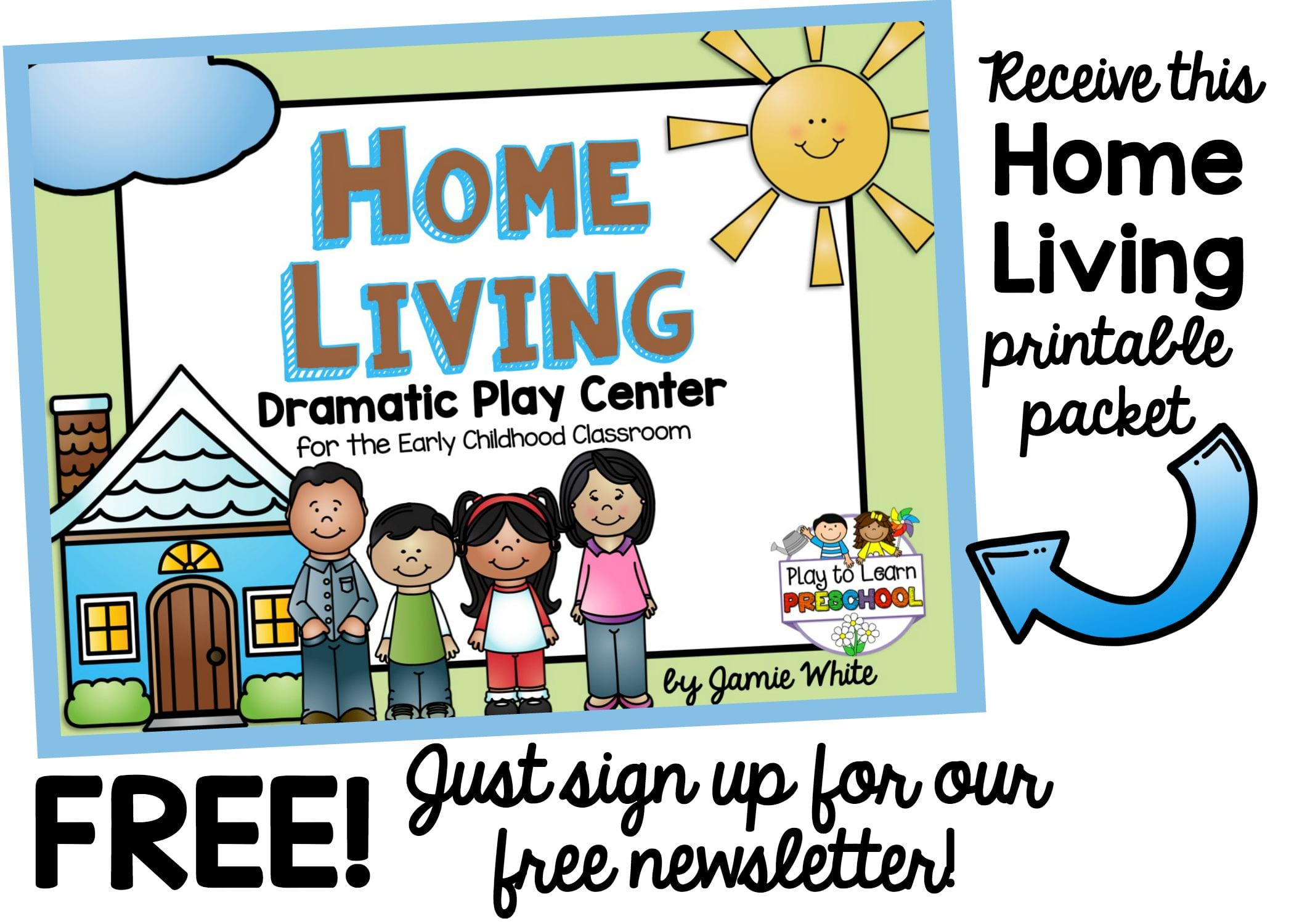 Free Home Living Printables
