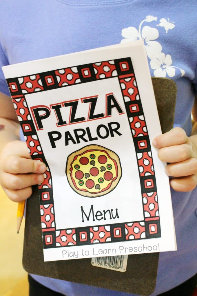 The Pizza Kitchen Menu