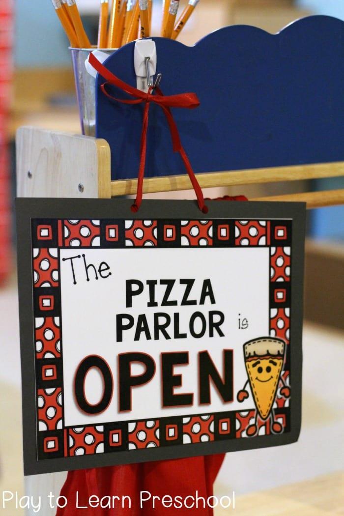 Pizza Parlor Open