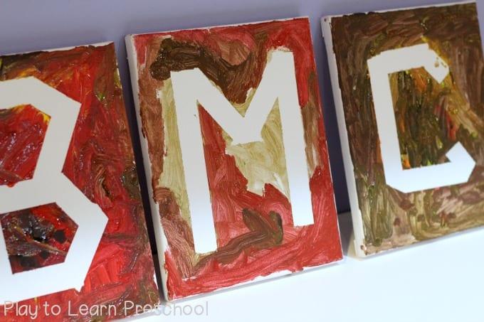 Paintings Dry