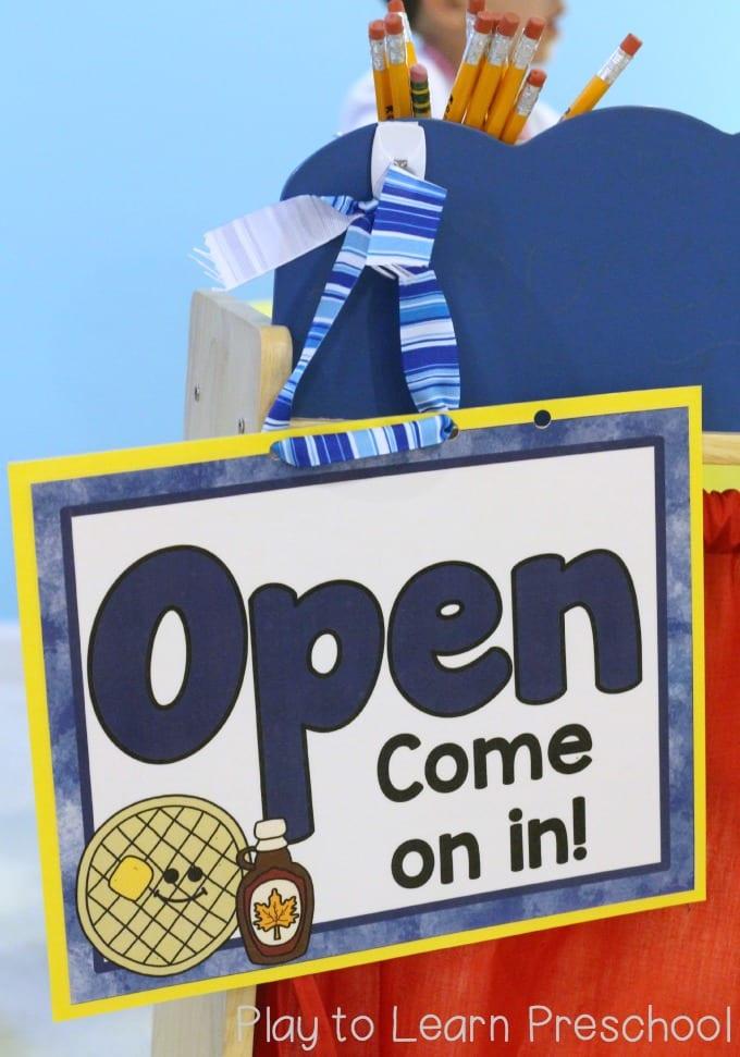 Pancake Cafe Open