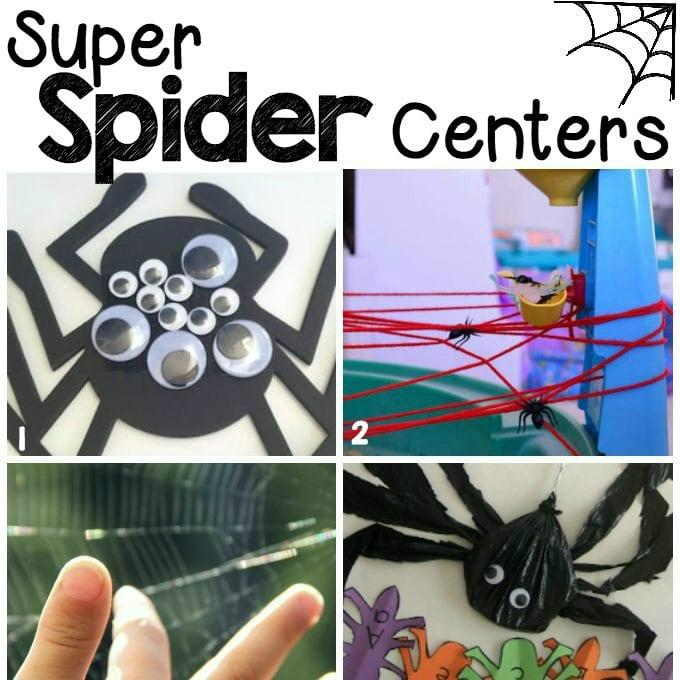 12 Spider Centers