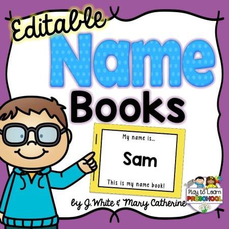 Name Book TPT