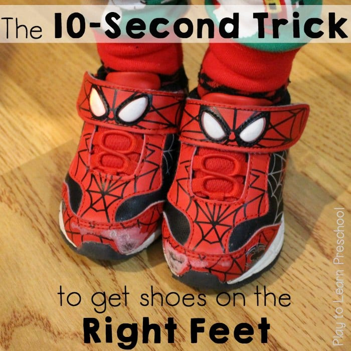 The 10-Second Shoe Solution