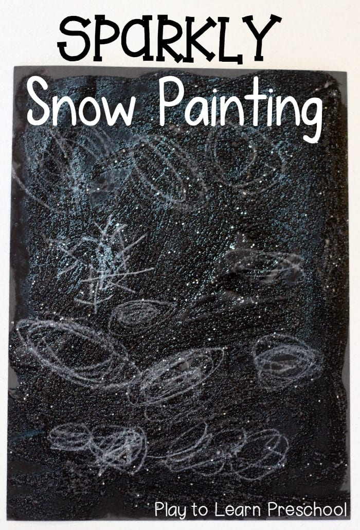 Snow Paint Pin