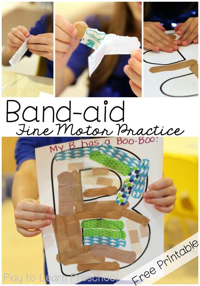 Band Aid pin