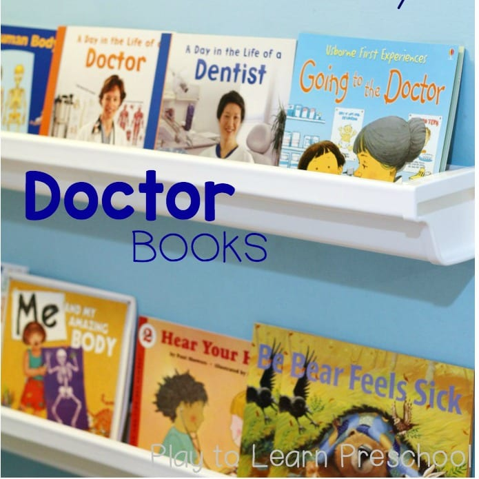Books about Going to the Doctor