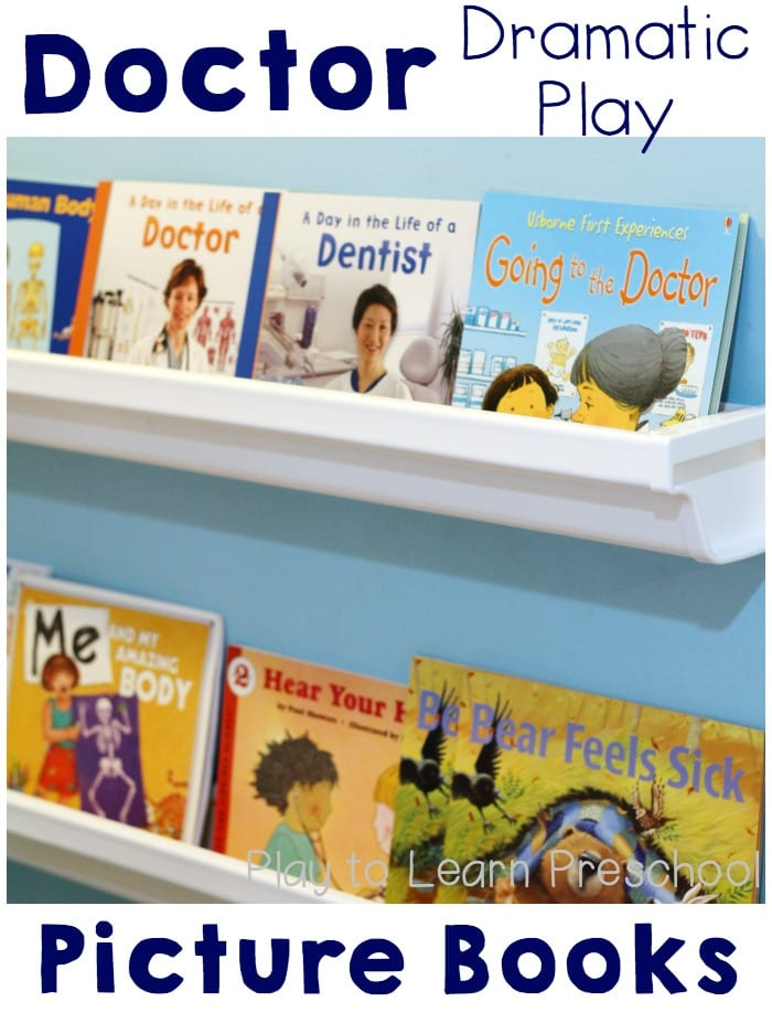 Doctor Medical Books for Preschoolers