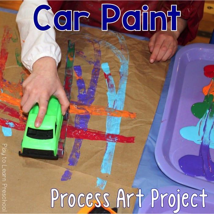 Art Car Paint