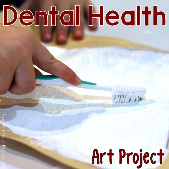 Art Dental Health poem
