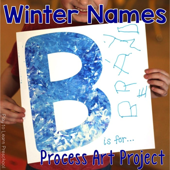 Art Winter Names
