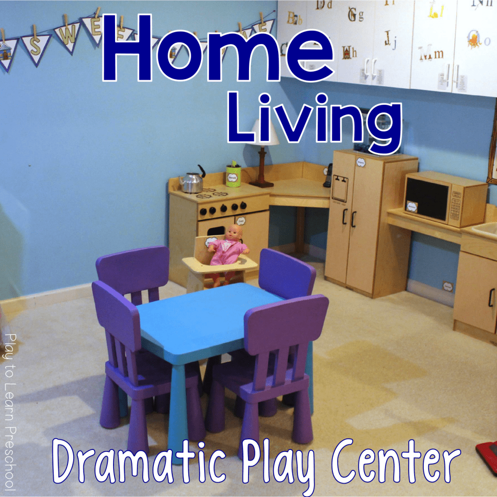 Home Living Dramatic Play
