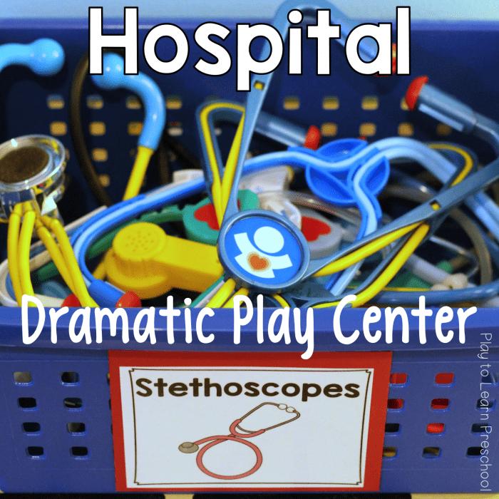 Dramatic Play Hospital