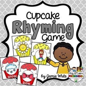 Rhyming Cupcakes