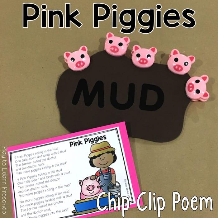 Pig Chip Clip Poem