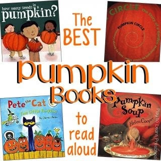 Best Pumpkin Books for Preschoolers