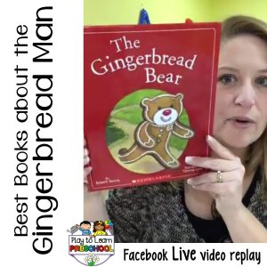 Best Gingerbread Books for Preschoolers