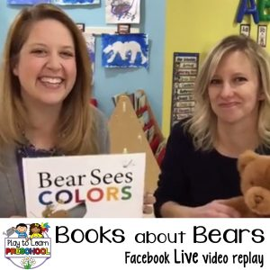 Best Books about Bears for Preschoolers