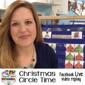 Circle Time Lessons for Christmas