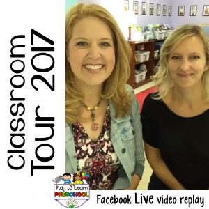 Classroom tour Play to Learn Preschool