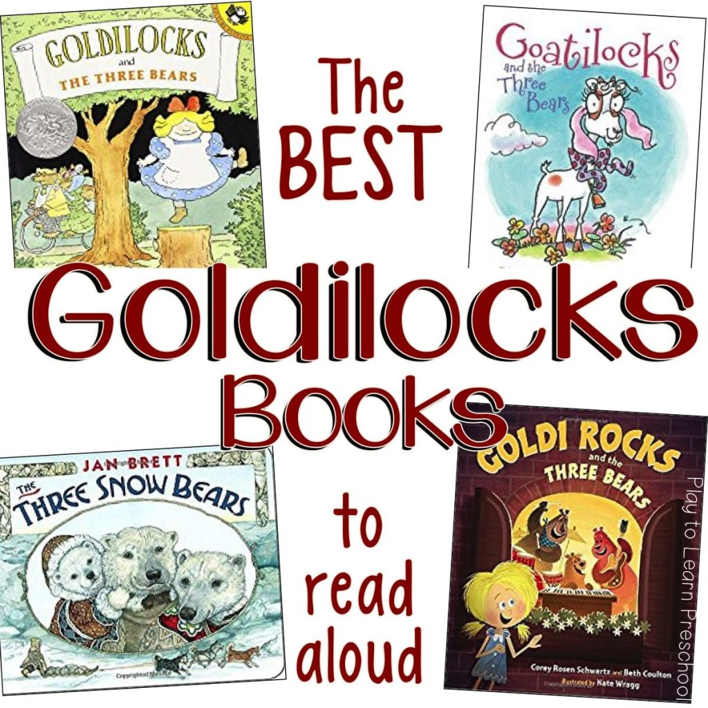 "The 12 Best ""Goldilocks"" Books for Preschoolers"