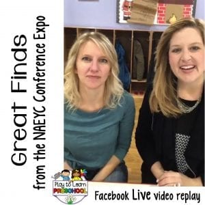 FB Live Conference Expo Great Finds