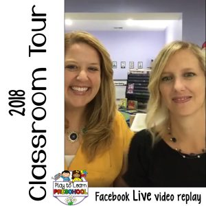 Classroom Tour - Play to Learn Preschool 2018