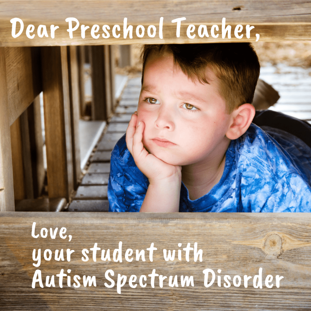 Preschool Autism Spectrum Disorder