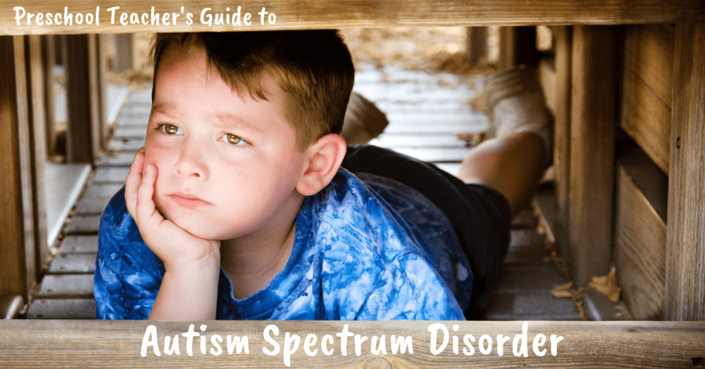 Preschool Autism Spectrum Disorder