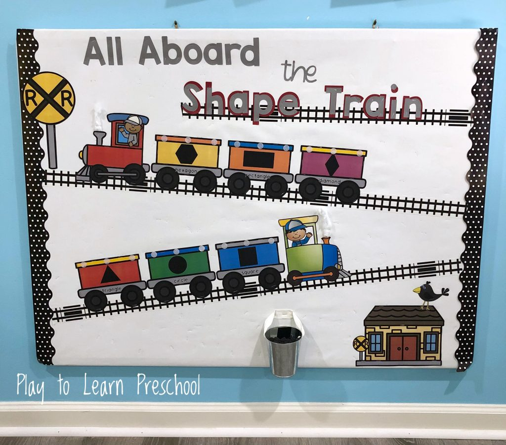 Interactive Bulletin Board Ideas for the Preschool Classroom